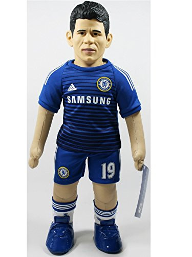 BubuzZ Diego Costa Collectable Football Figure Sports Doll
