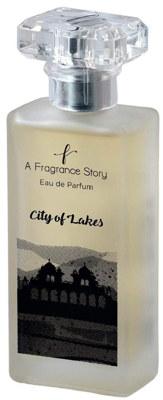 A Fragrance Story City of Lakes Eau de Toilette for Men and Women -50 ml
