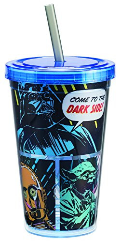 Star Wars 12 Oz. Acrylic Travel Cup