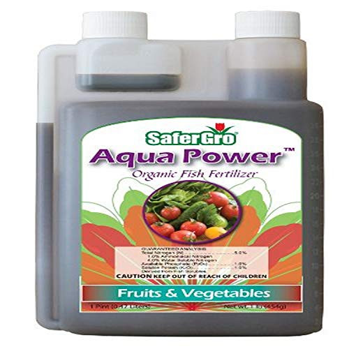 Safergro 9907PTCS Aqua Power