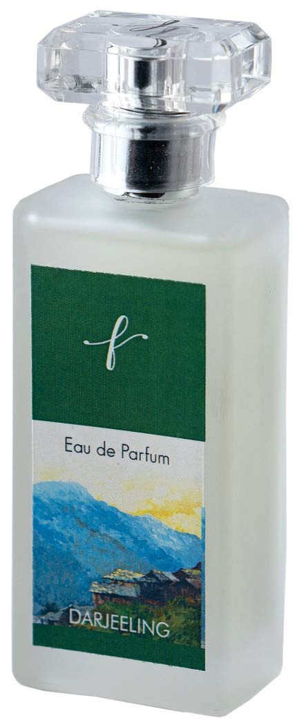 A Fragrance Story Darjeeling Eau De Parfum - 50ml. A fragrance with the essence of tea artfully blended with fresh flowers and fruits. Long Lasting, Its blend of Orange, Green Tea, Jasmine.