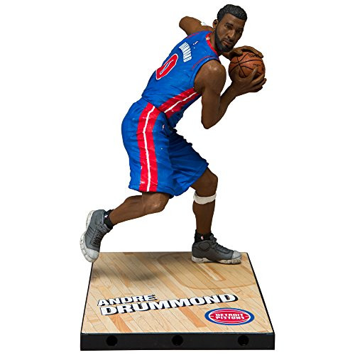 McFarlane Toys NBA Series 31 Andre Drummond Detroit Pistons Action Figure