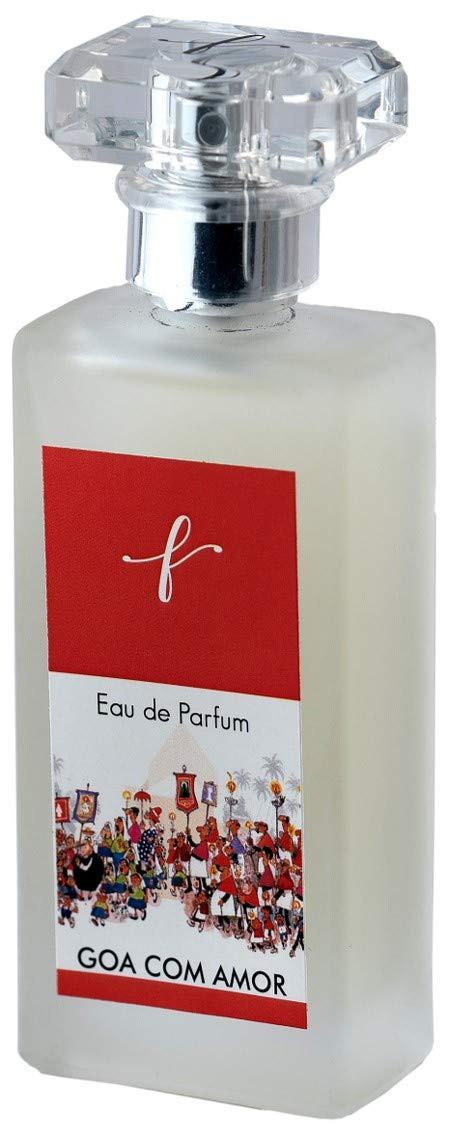 A Fragrance Story Eau De Parfum Goa Com Arom For Men, 50 Ml