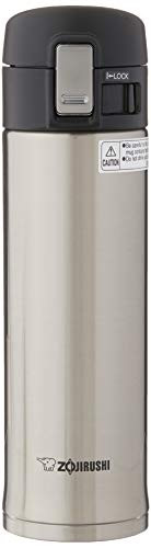 Zojirushi Stainless Steel Mug, 16-Ounce