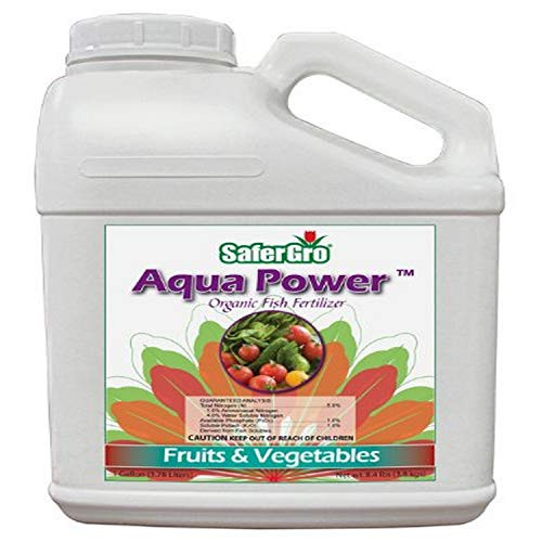Safergro 9907GLCS Aqua Power Nutritional